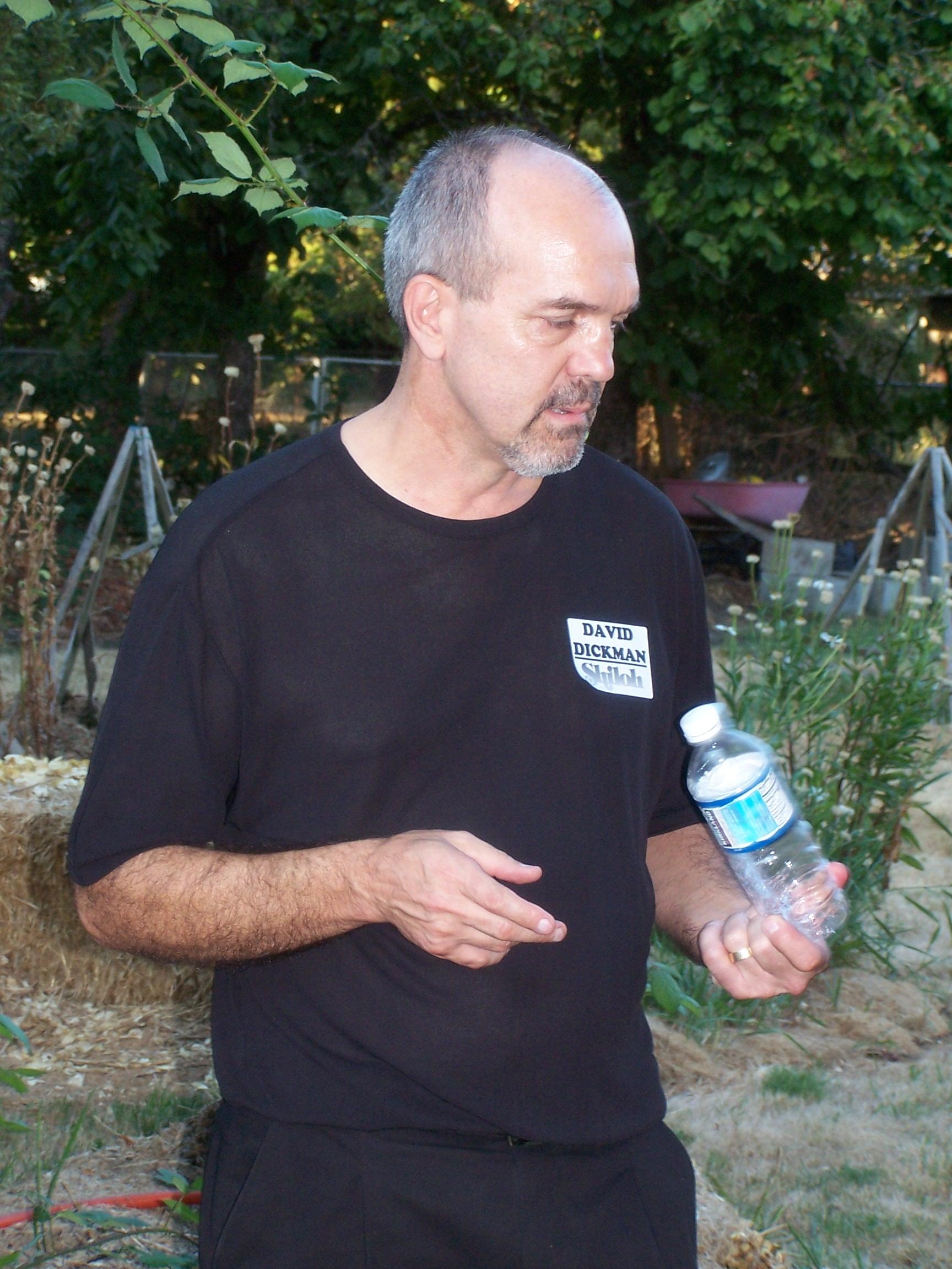 David Dickman