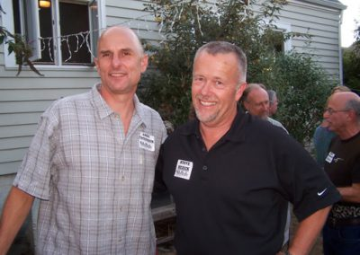 Andy Papendieck and Steve Heieck