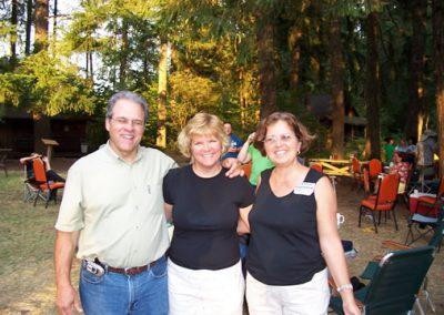 Bill and Joanie Lynch, Maggie Johnson