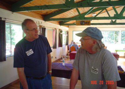 Bob C. & Mike