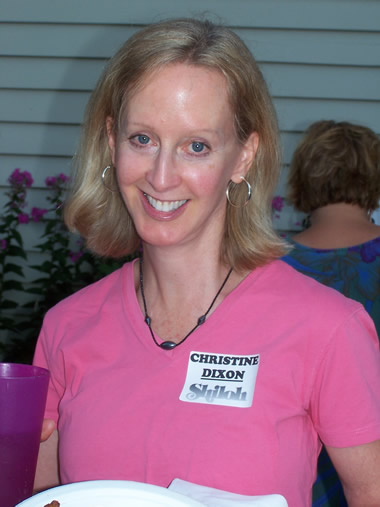 Christine (Vollmer) Dixon