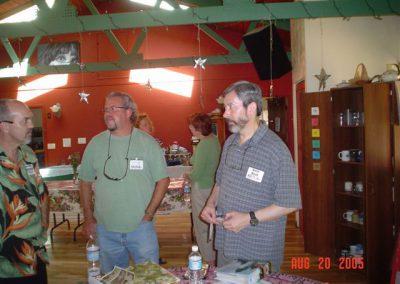 David Dickman, Paul Clark, Ron Mar