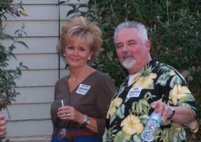 Gayle and Bob Grenier