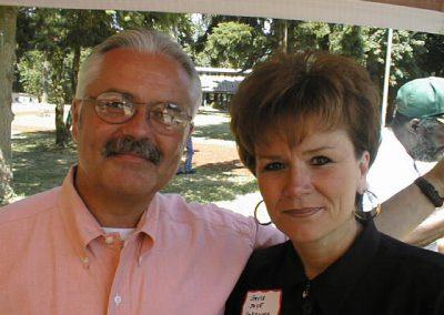 Gayle & Bob Grenier, speaker