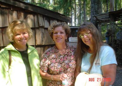 Joanie, Heather & Laurie