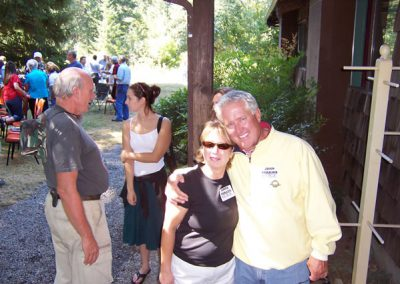 Linda Perata & John Perkins