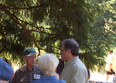 Marv and Jean Vollmer, Bill Lynch