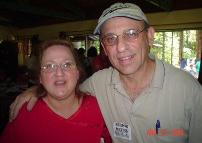 Mary & Bernie