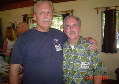 Roger & Greg