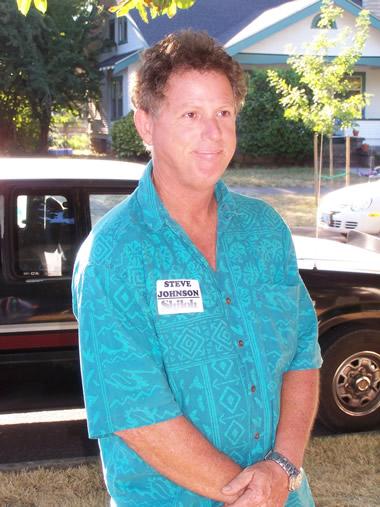 Steve Johnson 1