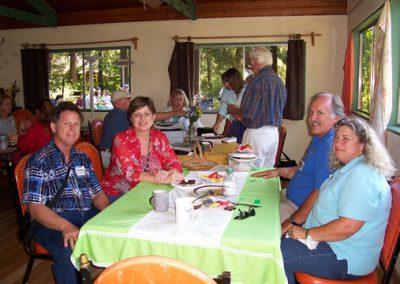Steve Johnson, Mary Beth (Peters) Kramis, Mike and Mary Niderost