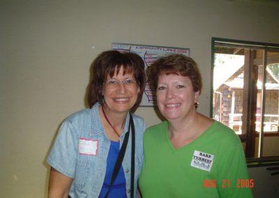 Teresa & Barb