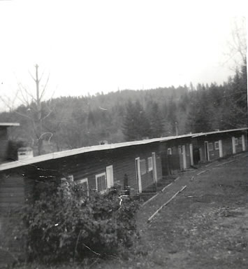 Berry Farm 1972 bunk house