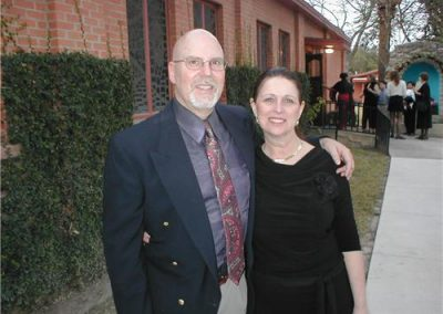 Keith and Mary Beth Kramis