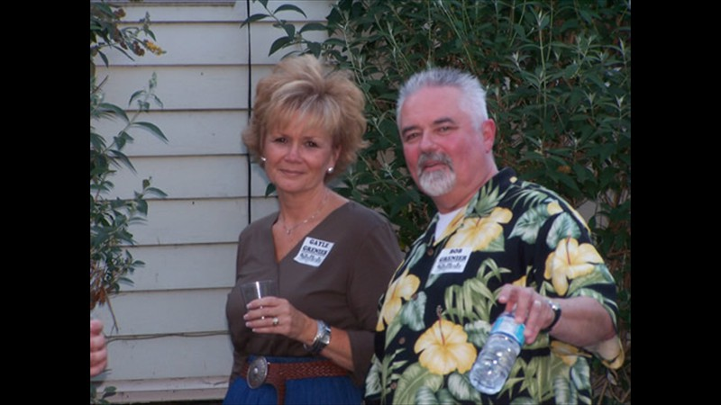 Gayle and Bob Grenier